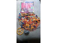 K'nex super swing - complete - good clean condition- with instructions