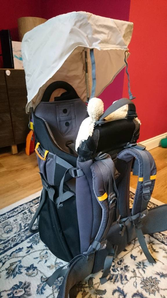 d83c49d67c Vaude Jolly Comfort backpack baby and toddler carrier | in Batley ...