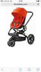 Quinny Moodd Pram 3 in 1 travel system