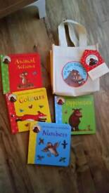 My First Gruffalo Books in Bag