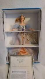 Barbie Angels of Music Harpist Angel