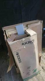 Fakro attic window