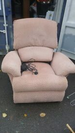 Orphopaedic electric chair