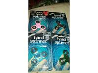 Hand figet spinners