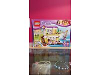 Lego friends Stephanie's Beach House no. 41037. Unopened retired lego product. £50