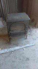 Woodburning Multifuel stove