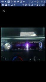 Kenwood car stereo KDC405 7U