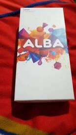 Alba tablet