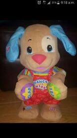 Fisher price dance & play puppy Immaculate