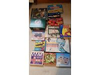 SELECTION OF GAMES INCLUDING TOP TRUMPS - SOME MAY BE COLLECTABLE?