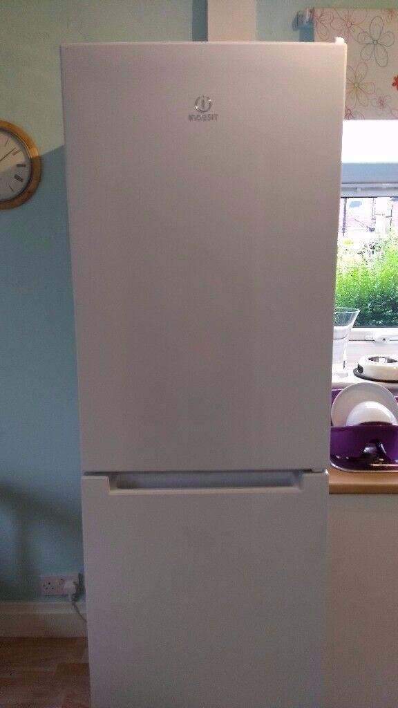 Indesit Frost Free Fridge Freezer