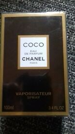 brand new and sealed 100ml coco chanel