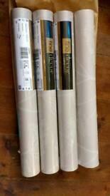 Wallpaper x4 rolls