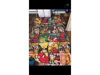 Single marvel bedding