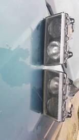 E36 bmw projector headlights