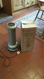 Original Belling Champion Heater 91A working.