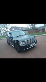 Range Rover Vogue 2004 Facelifted to 2012