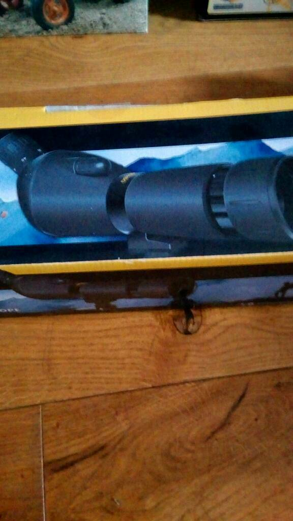 National geographic spotting scope