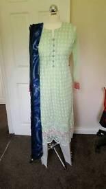 Stitched Asim Jofa suit