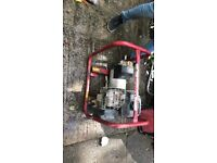 Briggs and Stratton petrol generator