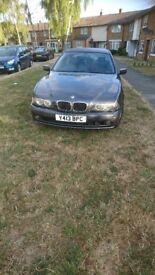 2001 e39 BMW 525i SE