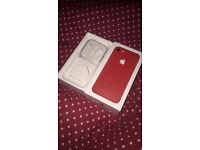 iPhone 7 128gb pro red