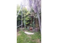 TP Steel Garden Swing, recommended for up to 60 kg, in Good Condition, on Gloucester Road