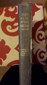 Aviation book 1943-1944
