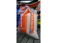 1x bag of Kiln Dried Block Driveway Sand