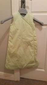 New without tags baby sleeping bag approx age 0-6mth