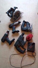Bosch 24v sds,jigsaw,circular saw, hammer drill, rotary drill