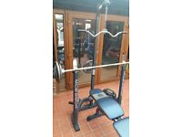 Marcy Classic Mini multi gym with Weights