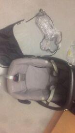 Pebble Car Seat With Isofix Base