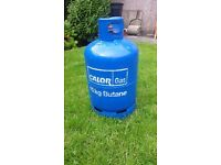 Calor Gas Empty Blue Bottle --- £15
