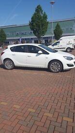Full service history Vauxhall Astra 1.4