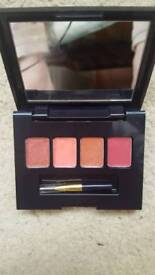 Estee Lauded Lip palette.