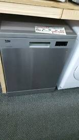 New graded Kenwood full size dishwasher with 12 months guarantee