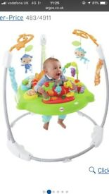 Jumperoo for baby's