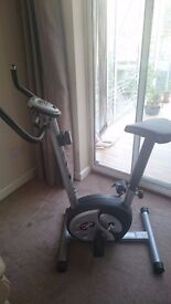 Exercise bike - BC1540, spinning style, immaculate condition