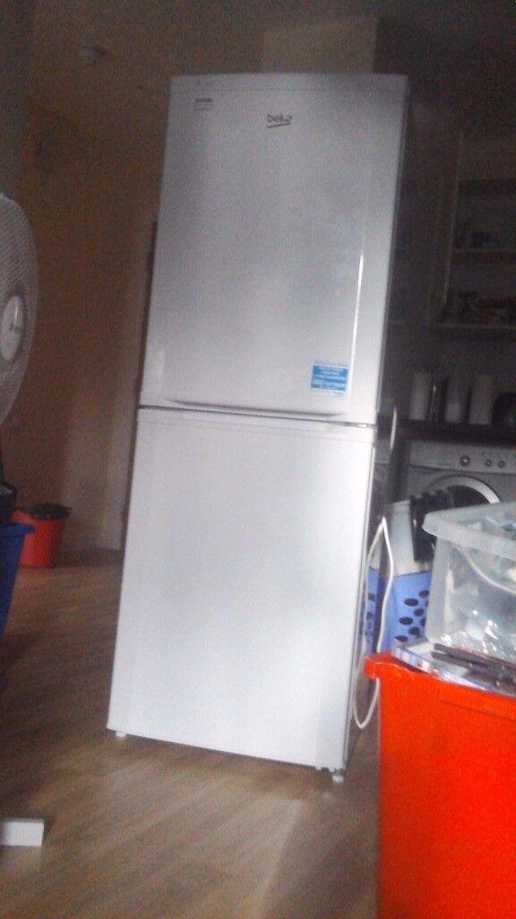 fridge freezer 1 year old