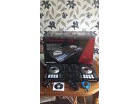 Pioneer DDJ-SX Digital Controller DJ mixer turntable