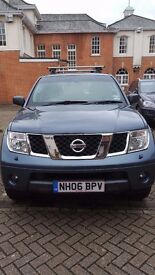 Nissan Pathfinder Sport 2.5 dci sport . VERY LOW ORIGINAL MILEAGE