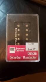Seymour Duncan Distortion SH6B bridge pick up