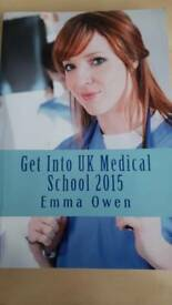 Medical School UK 2015 Entry