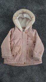 12-18 months girls coat