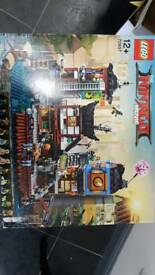 *** reduced *** Ninjago lego set 70657 brand new in sealed box