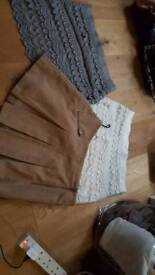 Bundle of clothes next and zara