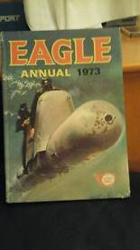 hardback book 1973 Annual