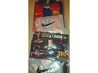 5x Barcelona Home & Away Shirts BNWT Money Maker