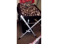 Excellent condition baby changing stand